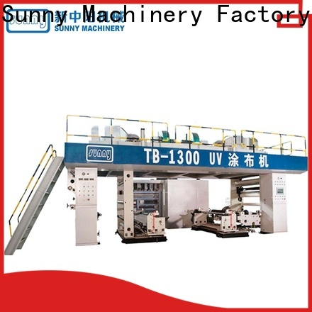 Sunny printing extrusion laminating machine supplier for protection film