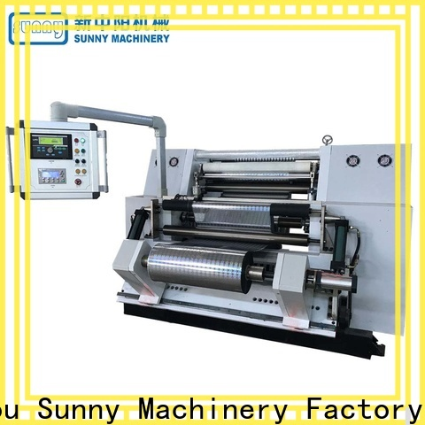 Sunny thermal slitting rewinding machine supplier for production