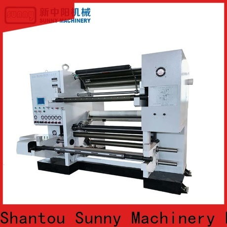 Sunny thermal slitter rewinder machine wholesale at discount