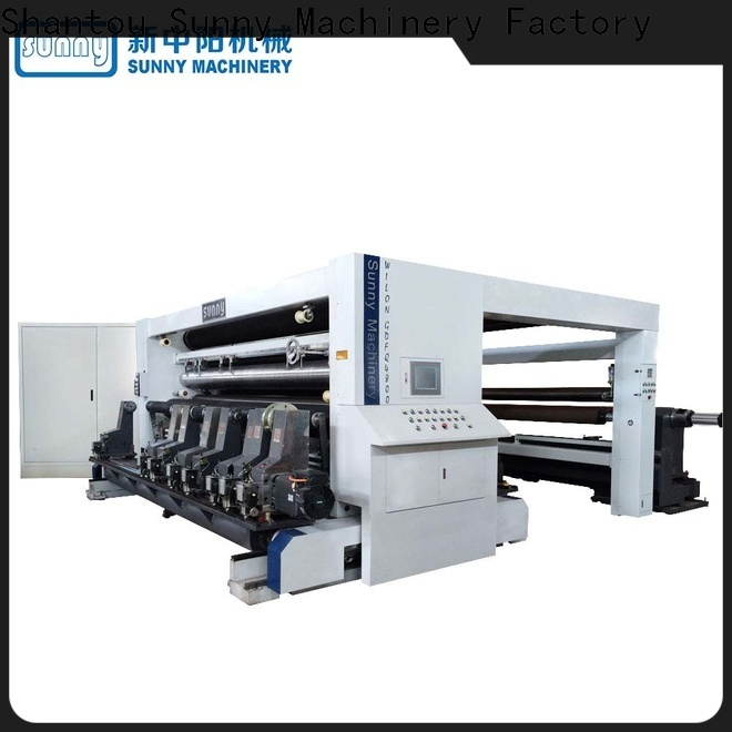 Sunny high speed slitter rewinder machine wholesale for sale