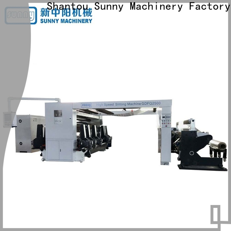 Sunny line slitter rewinder machine manufacturer for sale