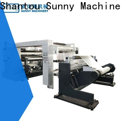 Sunny jumbo slitting machines manufacturer for sale