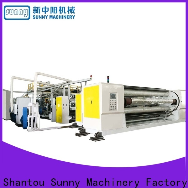 Sunny casting cast film machine supplier for industry