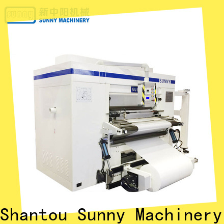 Sunny quality slitter rewinder supplier for factory