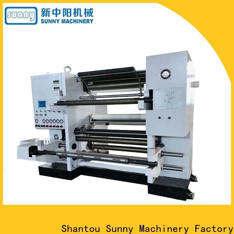 digital slitter rewinder machine gantry manufacturer for sale