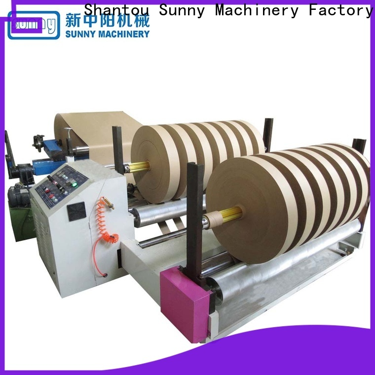 Sunny high quality slitting rewinding machine wholesale for production