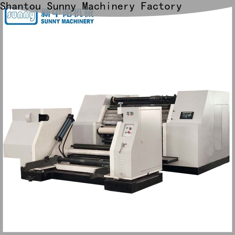 Sunny low cost slitting rewinding machine wholesale for sale