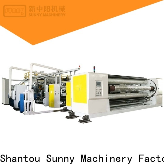 Sunny cpp cast film extrusion line supplier for protection film
