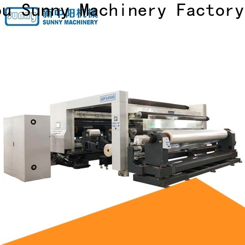 Sunny film rewinding machinery customized for sale