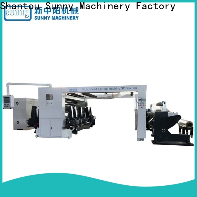 thermal rewind slitting machines line manufacturer for sale