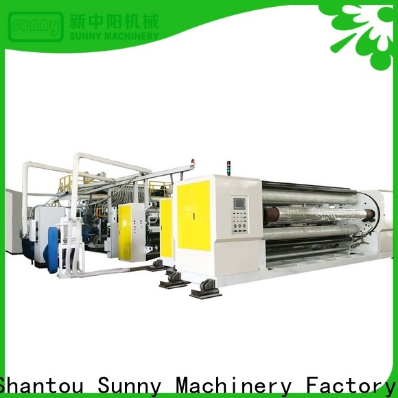 Sunny sanitary cast film extrusion line wholesale for packaging