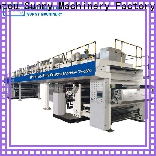 single dry laminating machine tb1300 customized for production