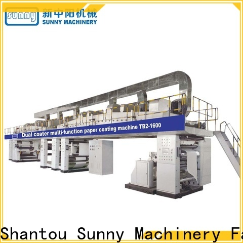 Sunny rewind extrusion lamination machine customized for production