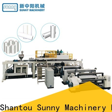 Sunny dual dry laminating machine manufacturer for factory