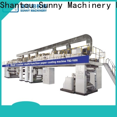 Sunny unwind extrusion laminating machine wholesale for protection film