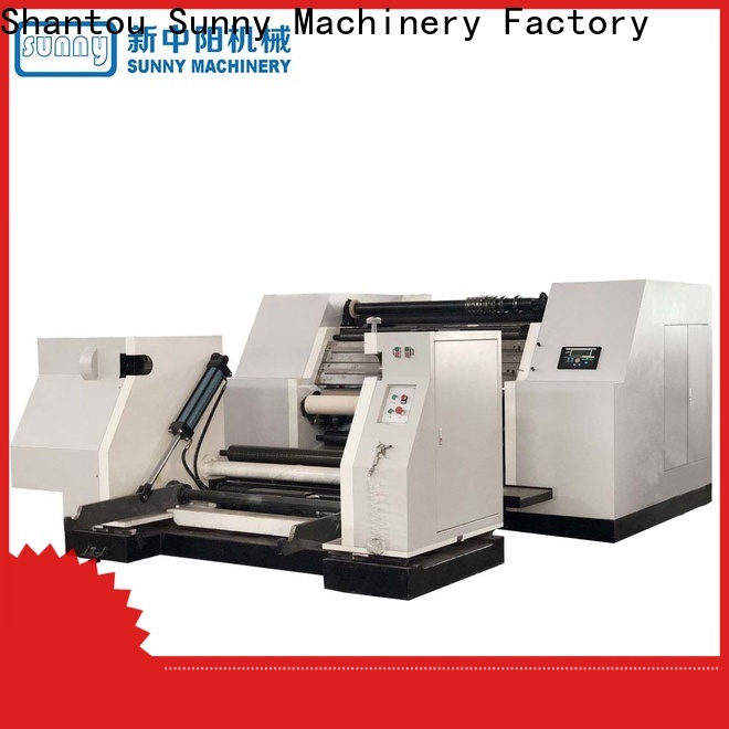 Sunny thermal slitting and rewinding machine customized at discount