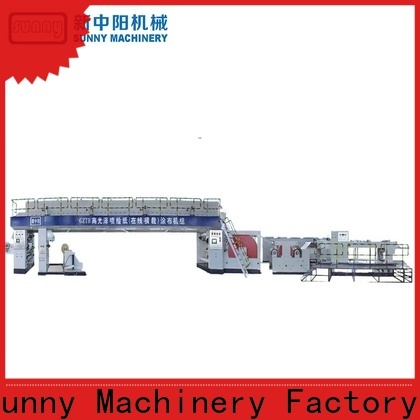 Sunny gztb1100 extrusion lamination plant wholesale for packaging