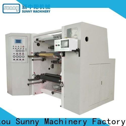 jumbo rewinder slitter machine roll manufacturer for sale