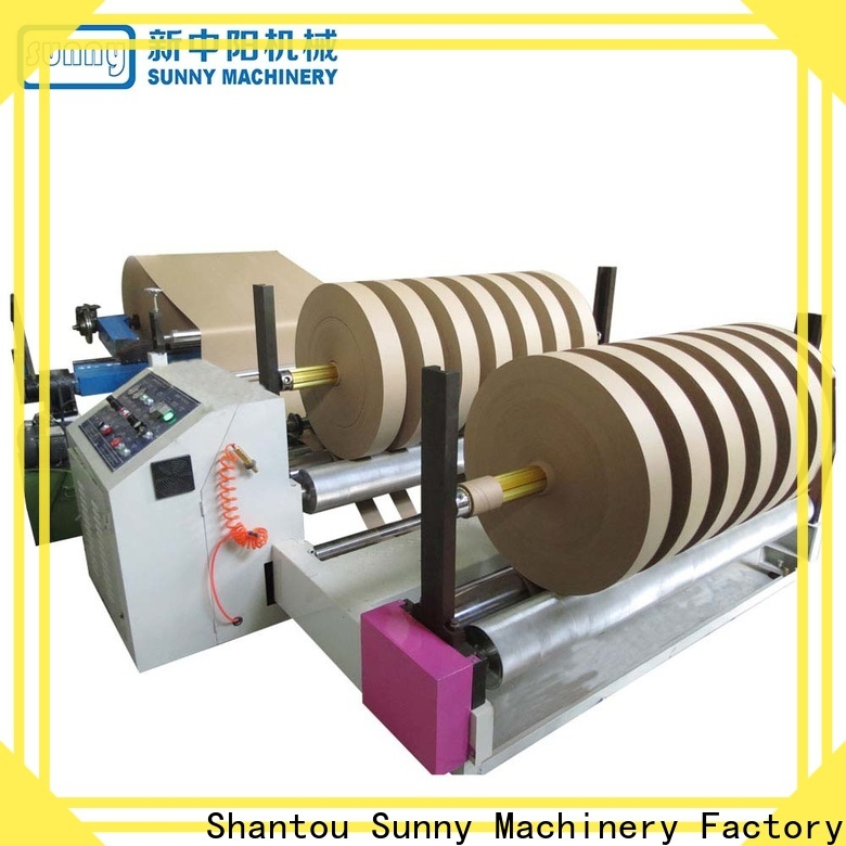 Sunny quality slitting and rewinding machine wholesale for sale