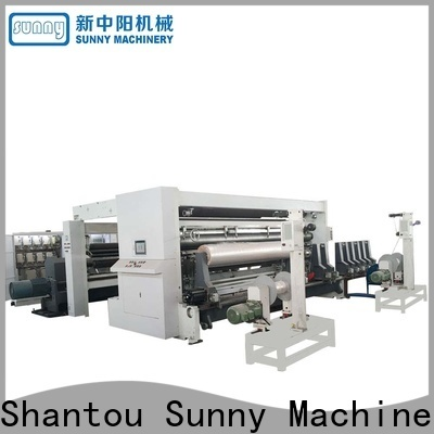 Sunny line slitting rewinding machine manufacturer for sale
