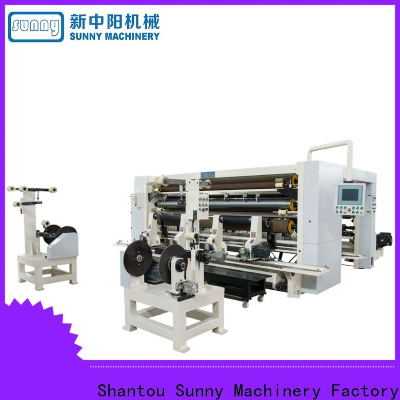 Sunny Sunny slitting and rewinding machine wholesale for sale