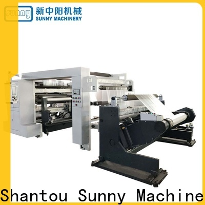 Sunny jumbo slitter rewinder machine wholesale at discount