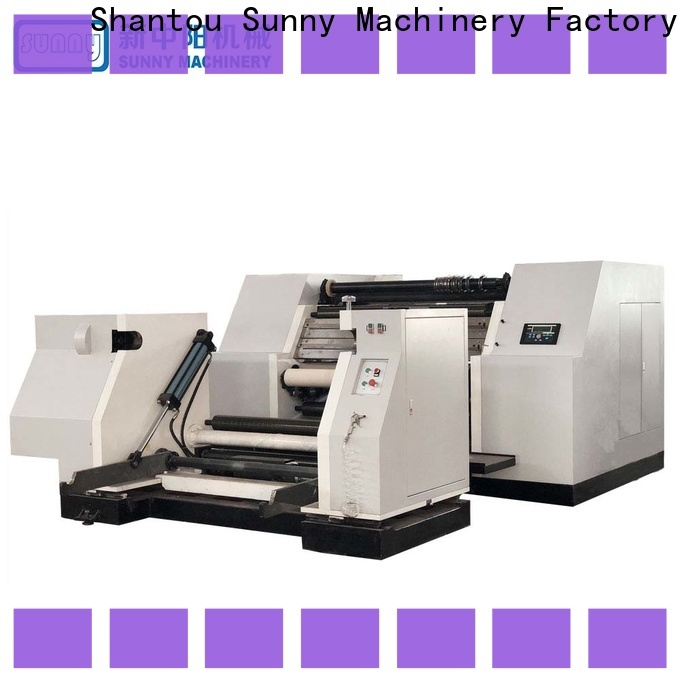 Sunny Sunny slitting machines manufacturer for sale