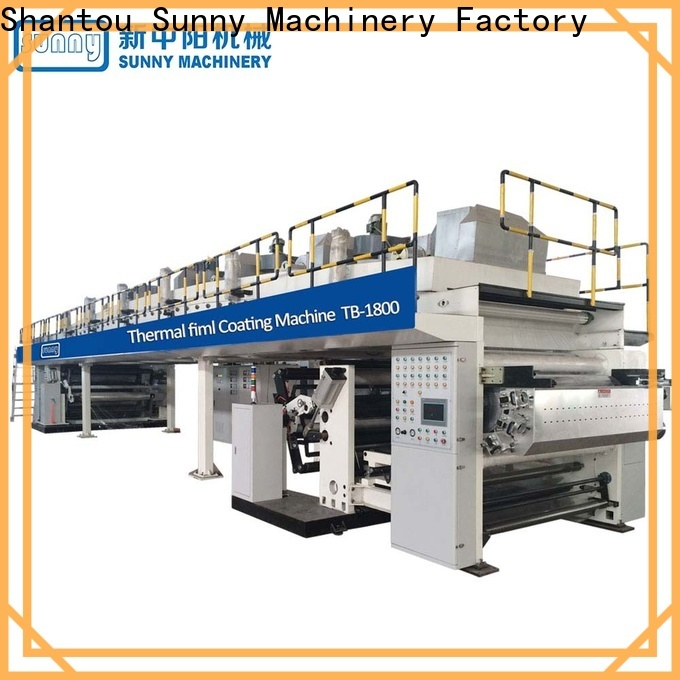 tdie extruder lamination machine single manufacturer for packaging