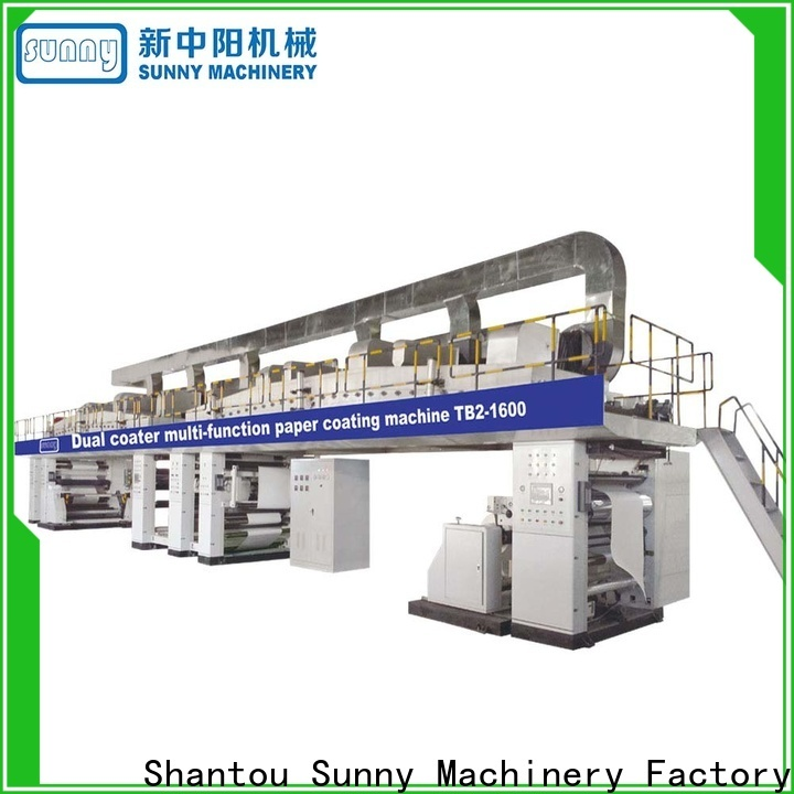 Sunny dry extrusion laminating machine wholesale for protection film