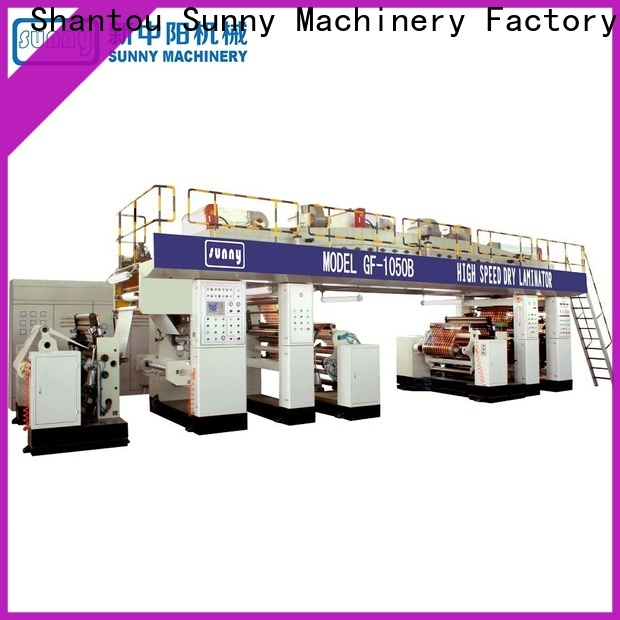 Sunny single extrusion coating lamination machine customized for protection film