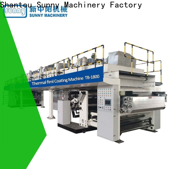 single extrusion laminating machine oven manufacturer for protection film