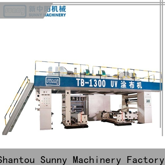 Sunny gztb1100 extrusion coating lamination machine wholesale for protection film