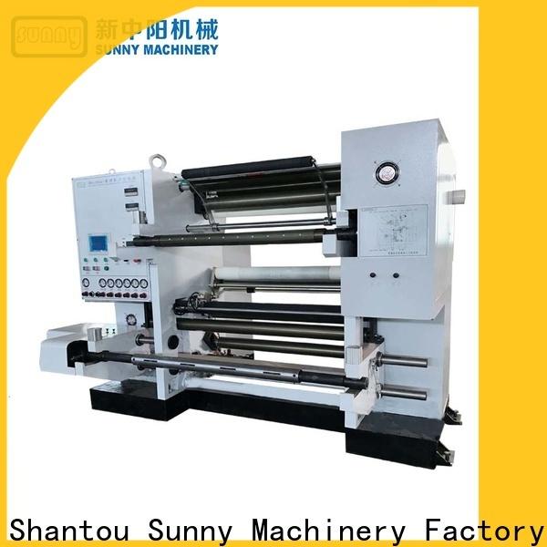 Sunny Sunny slitter rewinder manufacturer at discount