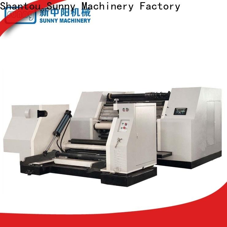 Sunny digital slitter rewinder machine manufacturer bulk production