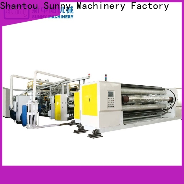 Sunny cpp cast film machine manufacturer for packaging