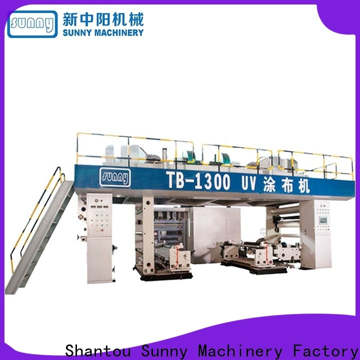 Sunny tdie extrusion lamination machine customized for laminating