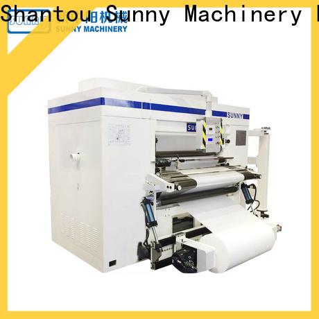 jumbo slitting rewinding machine gantry wholesale at discount