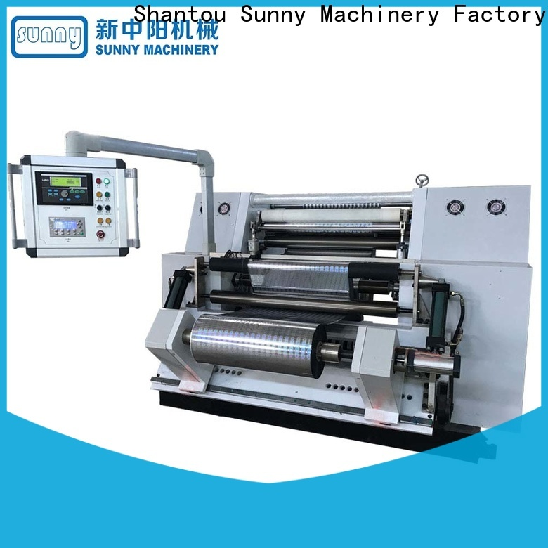Sunny line slitting and rewinding machine wholesale bulk production