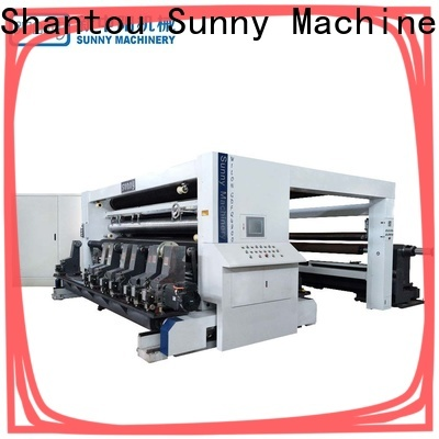 Sunny line slitting machines wholesale for production