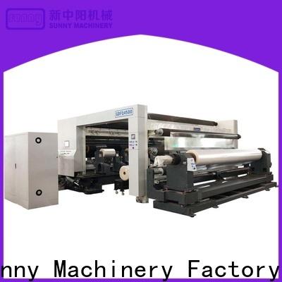 Sunny gantry slitter rewinder supplier at discount