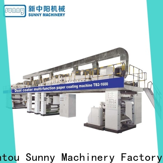 Sunny tdie extrusion coating lamination machine manufacturer for factory