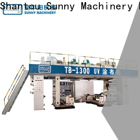 Sunny dry extrusion laminating machine customized for factory