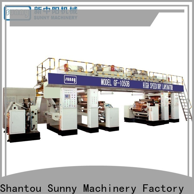 Sunny tdie extrusion lamination plant manufacturer for protection film
