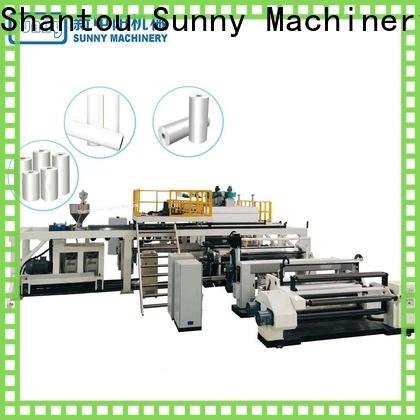 rewind extrusion lamination plant machine manufacturer for production