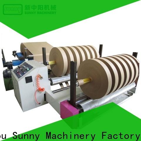 Sunny thermal slitter rewinder machine manufacturer bulk production