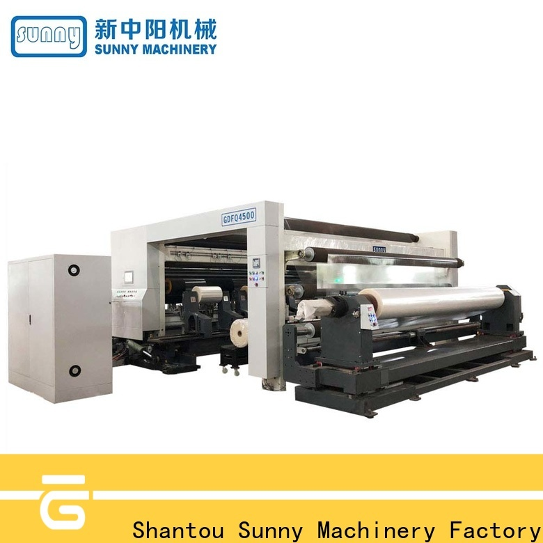 horizontal rewind slitting machines quality manufacturer at discount
