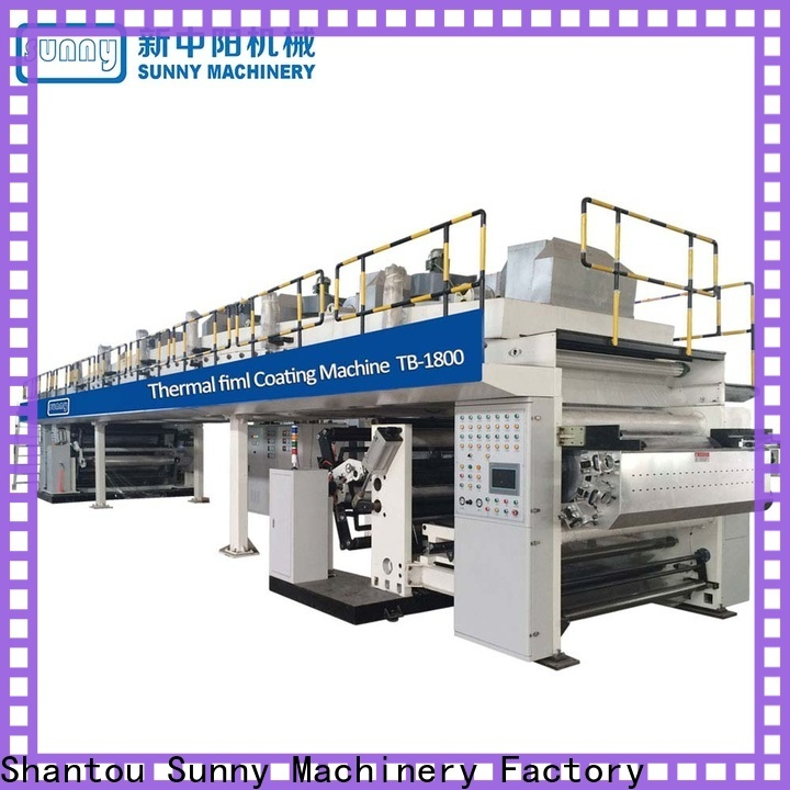 Sunny tb1300 extrusion laminating machine manufacturer for factory
