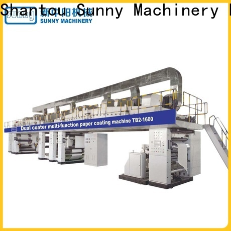 Sunny model dry laminating machine supplier for laminating