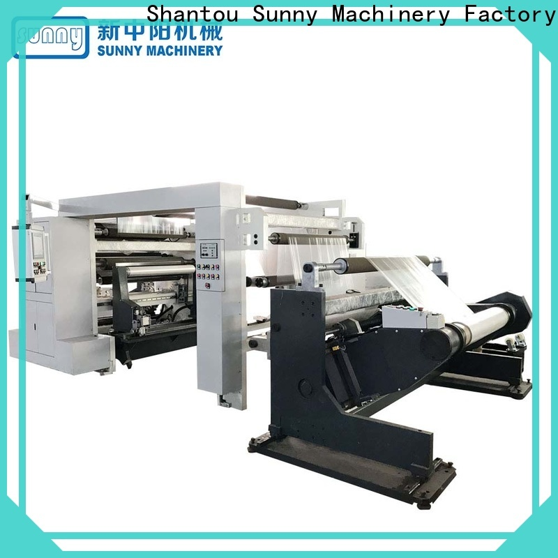 horizontal rewinding machinery gftw1280c1 manufacturer at discount