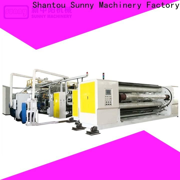 Sunny casting cast film machine manufacturer for industry